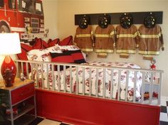 Have a future firefighter in the family? This room is sure to thrill. The Southill by Ryland Homes in the Cobblestone community in Greenwood, IN.