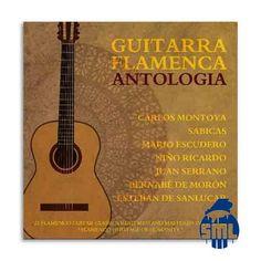 Lista de músicas: Carlos Montoya01. Zambra (Carlos Montoya)02. Echos de Sierra Nevada (Carlos Montoya)03. Chufla (Carlos