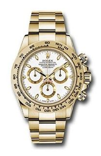 """""""Features & Benefits"""" Rolex Daytona automatic-self-wind mens Watch 116508 Wso (Certified Pre-owned)"""