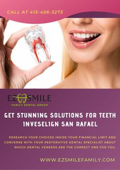 Teeth Inveselign San Rafael are known for quality. Over here you can search for teeth Inveselign and stunning Teeth Veneers San Rafael. Essentially, the Dental Veneers Santa Rosa is also a solution finder. Family Dental Care, Dental Group, Teeth Whitening Cost, Whitening Kit, Veneers Teeth, Dental Veneers, Dental Fillings, Porcelain Veneers, Cosmetic Dentistry