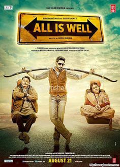 All Is Well (2015) [DVDRip]