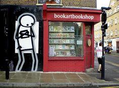Street Artist 'Stik' by Claude London