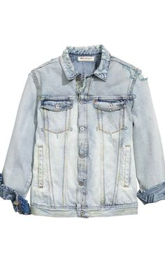 H&M Coachella #denim #jacket #coachella