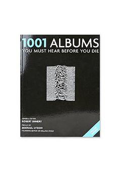 """""""1001 Albums 2013/14"""" Buch"""