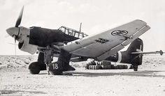 Italian Junkers Ju-87 Stuka
