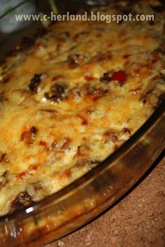 Ground Beef Recipes For Dinner, Norwegian Food, Love Food, Macaroni And Cheese, Food Porn, Food And Drink, Cooking Recipes, Favorite Recipes, Snacks