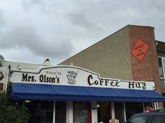 Mrs. Olsen's Coffee Hut, Oxnard, CA (photo: Elijah Brantley)