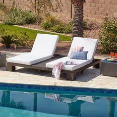 Palms Double Chaise Lounge #livingroomdesign #decoration #livingroomdecoration #furniture #2019 #jeeworld