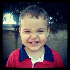 Meu sobrinho.