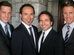 The Canadian Tenors | Who are the Canadian Tenors and what were they doing at the Emmys ...