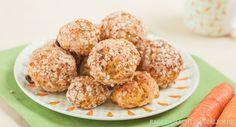 Backen macht glücklich   Knabber-Brötchen bzw. Brot für Babys und Kleinkinder   http://www.backenmachtgluecklich.de