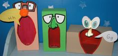 letter sound monsters