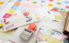 Mini Album Sneak   Kits de Somni Event Mai 2014   Dear Lizzy + Janna Werner