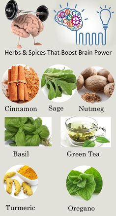 It is a reality that there are many natural herbs and spices gifted to us by Mother Nature that can help in keeping good health of the body, skin and even the brain!