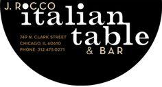 J. Rocco Italian Table and Bar - Trendy new Sicilian Italian Restaurant in River North