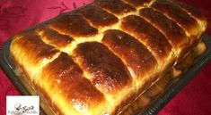 Bukta házi baracklekvárral | Receptkirály.hu Hungarian Desserts, Hot Dog Buns, Bread, Traditional, Baking, Food, Brot, Bakken, Essen