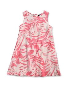 BLUE SEVEN (Kids) jurk 'flamingo tropical'