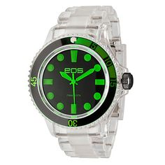 Neo Plastik Watch Green.  Look how green!!  $45