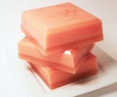 Pumpkin Soap - Pumpkin Souffle Soap Bar - Clove, Nutmeg, Allspice, Ginger