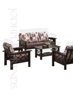 Wooden Sofa Furniture wooden sofa and furniture set designs for small living room