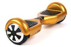 Gold HoverBoard V2