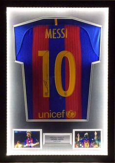 Catawiki pagina online de subastas Messi / Camiseta firmada / Certificado autenticidad / Año 2016/2017