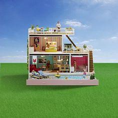 Stockholm Dolls House - dream dolls house!