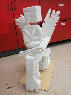students makes sculpture together - Google Search Team Building, Students, Sculpture, Bird, Group, Google Search, Birds, Sculptures, Sculpting
