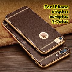 Check out iphone Leather 3D Embossed Grain Gold Electroplating Sides TPU Case Cover for $7.90. Get it on Shopee now! https://shopee.sg/undefined/160751917 #ShopeeSG