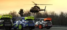 Video : This team will drive the most fierce 2012 Subaru WRX STI rally cars on the planet.