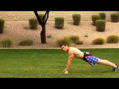 Men's Fitness: Free Workout- Bodyweight Circuit