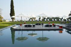 Pool Hotel Miramar Barcelona