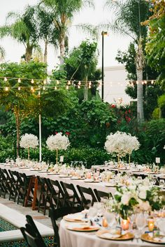 Los Angeles Romantic Garden Wedding - Wedding - Los Angeles River Center & Gardens - Graceful Charming Events