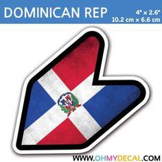 [ Dominican Republic - GRUNGE ] JDM WAKABA LEAF SERIES