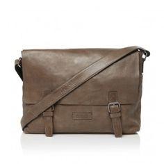 RENEE Marinus Messenger Bag-Grey