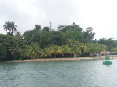 Leaving the Errol Flynn Marina to explore the deep Caribbean blue #clipperrace