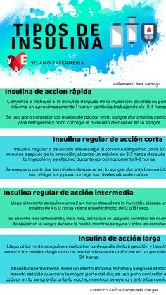 infografia tipos de insulinas Medicine Notes, Medicine Student, Diabetes Quotes, Studying Medicine, Chemistry Lessons, Diabetes Information, Pharmacology Nursing, Medical Anatomy, Med Student