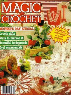 Vários modelos - Magic Crochet Nº 41 - Edivana - Álbuns da web do Picasa