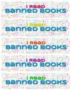 Classroom Freebies: Celebrate Banned Books Week with Free Printable Bookmarks