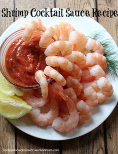 Shrimp cocktail sauce recipe #PEPCIDTastemakers #sponsored
