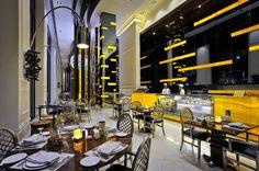 Al Hallab Bab El Bahr Interior at Downtown Dubai, Dubai-UAE | By TAO Designs LLC | #InteriorDesign #HospitalityDesign #HospitalityInterior #HotelInterior #BarInterior #ClubDesign #RestaurantDesign #RestaurantInterior #LuxuryInterior #ElegantInterior Visit: http://goo.gl/qUA3hl