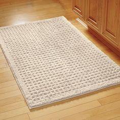 Attractive Machine Washable! Vista Area Rugs Pure Cotton Comfort In A Practical,  Nonslip Rug Thatu0027s