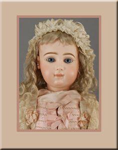 Carmel Doll Shop -French Bebes- A Portrait Jumeau 10
