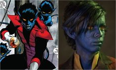 Nightcrawler Will Be a Swashbuckler in X-MEN: APOCALYPSE — GeekTyrant