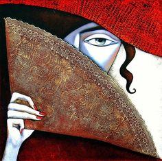 Ira Tsantekidou by Catherine La Rose