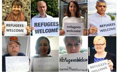 """For now I want to focus on the jewish influence in our media, society and culture. The media also promotes pro-refugee propaganda to appeal to the emotions of the feminists and cucks. So they hold up """"refugee welcome"""" signs and not resist the invasion of their homeland."""