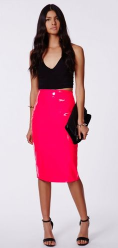 185aa784d9 56 Best Clothing-Hot Pink-Skirts images in 2019