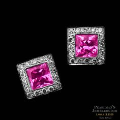 Jane Taylor earrings from Pearlman's Jewelers
