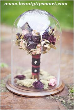 Ways To Preserve The Bridal Wedding Bouquet