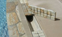 Deck Patio Drainage For Inground Swimming Pools 101 Deck